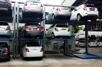 Минрегион предложил создать автоматизированные парковки в городах
