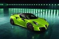 Тюнеры «смешали» в Alfa Romeo 4C цвет от Aston Martin и кожу от Lamborghini