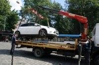 С 27 сентября в Киеве начнут работать эвакуаторы