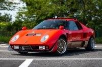 Маленький Suzuki превратили во впечатляющий суперкар Lamborghini