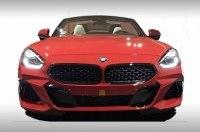 Опубликованы фотографии нового родстера BMW Z4