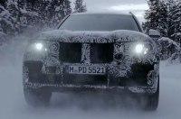 BMW показал X7 в новом видео