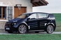 На четвертый год разработки электромобиль с солнечными панелями Sono Sion покрылся мхом изнутри