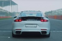 Гибридный Porsche Panamera установил рекорды шести гоночных трасс