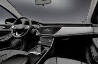 Новый седан Chery Arrizo GX: официальные фото интерьера