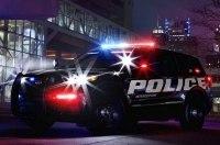 В сети рассекретили технические характеристики полицейского Ford Explorer