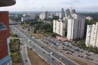 В Киеве частично ограничат движение по проспекту Академика Палладина