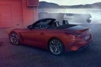 Новый BMW Z4: первые официальные снимки