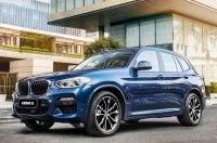 Новый кроссовер BMW X3 M сняли на видео во время тестов в Нюрбургринге