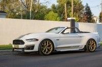 Ford презентовал новое поколение Shelby GT