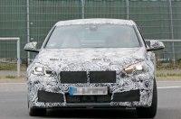 BMW M140i очередной раз пойман в камуфляже на Нюрбургринге