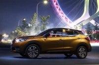 """В Сети рассекретили дизайн нового """"паркетника"""" Nissan"""