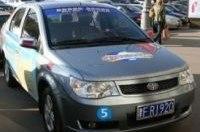 Впервые легковой автомобиль из Китая преодолеет границу Северного Полярного круга