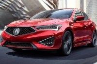 Acura изменила внешность и оснащение седана ILX