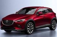 Кроссовер Mazda CX-3 нового поколения станет больше и получит новый двигатель