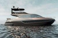Четвертым флагманом Lexus стала яхта класса люкс