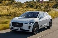 Jaguar продал всего 140 электрических кроссоверов I-PACE в августе