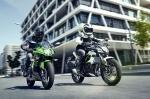 Мотоциклы для новичка - Kawasaki Ninja 125 и Z125