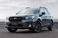 Subaru выпустила специальный Outback к 60-летию марки