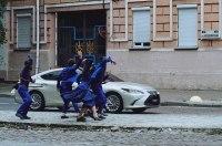 Киев засветился в фантастической рекламе Lexus ES