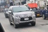Mitsubishi Pajero Sport-2019: обновление будет скромным