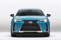 Самый маленький кроссовер Lexus превратят в «заряженный» гибрид