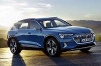 Audi представила электрический кроссовер e-tron