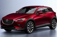 Mazda CX-3 следующего поколения станет крупнее, просторнее и практичнее