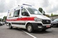 Hyundai начал производство в Украине автомобилей «Скорой Помощи»