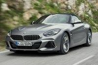 BMW рассказала о новом родстере Z4