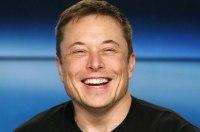 В Украину едет Илон Маск презентовать электрокары Tesla