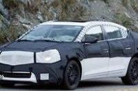 Появились шпионские снимки Buick LaCross 2009