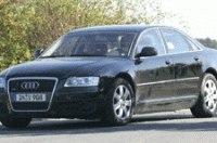 Появились шпионские снимки Audi A7