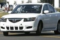 Шпионы засекли прототип следующей Mazda 3