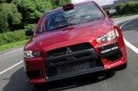 Mitsubishi представляет раллийный Lancer Evo X