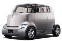 Концепт Toyota Hi-CT – только для Японии