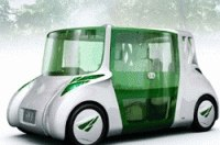 Toyota представила концепт RiN перед показом в Токио
