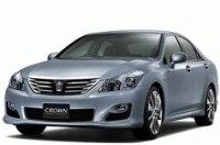 Toyota представит новую гибридную систему в модели Crown