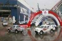 Mitsubishi экспортировал из Таиланда 1 млн. пикапов