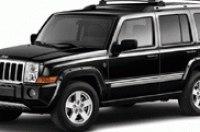 Jeep Commander заменят на Grand Cherokee
