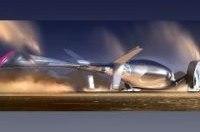 Volkswagen разработал проект двухколесного самолетомобиля