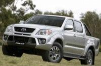В Австралии представили готовый к производству Toyota HiLux