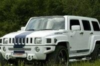 Тюнеры добавили брутальности к Hummer H3