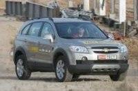 Новые условия кредитования на автомобиль Chevrolet Captiva
