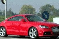 Появились шпионские снимки Audi TT-S
