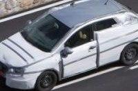 Появились шпионские фото обновленной Seat Ibiza