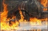 В Киеве взорван автомобиль депутата горсовета