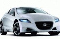 Honda займется созданием спортивных компактных гибридов