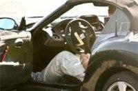 "Шпионы сфотографировали салон ""мула"" BMW Z4"