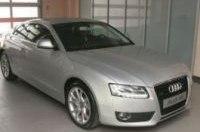 В Киеве состоялась презентация новейшего купе от Audi с индексом А5